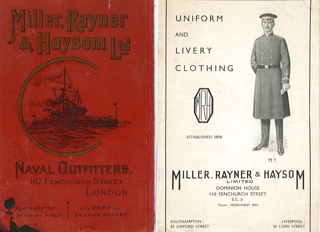 Miller, Rayner, Haysom Ltd